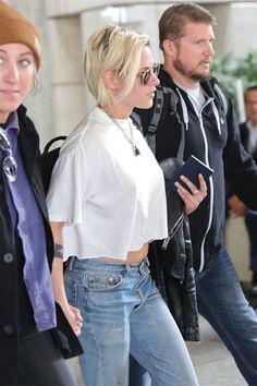 Kristen Stewart/Alicia Cargile ~ LAX Arrivals - May 19th 2016