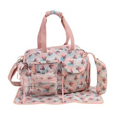 Baby Girl Diaper Bags, Baby Girl Newborn, Baby Alive, Pink Bling, Baby Gear, Fashion Handbags, New Baby Products, Minnie Mouse, Hair Upstyles