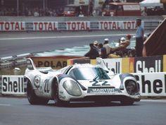 Le Mans 1971 Van Lennep/Marko