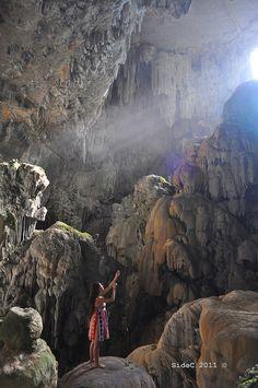 Cuevas el Amarillo, Reserva de la Biosfera el Cielo, Tamaulipas, México.