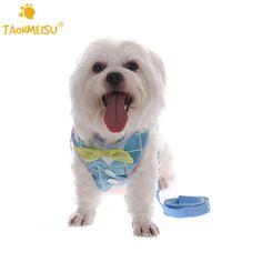 Pet Dog Chest Vest Harnesses Walking Lead Leash Strap Belt Velvet Bowtie Suit Tuxedo Party Harness Clothes For Dog Cat Puppy