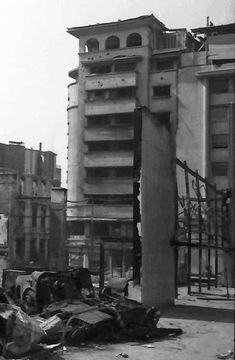 British American, Bucharest, Rare Photos, Big Ben, Wwii, Theater, Past, Europe, Building