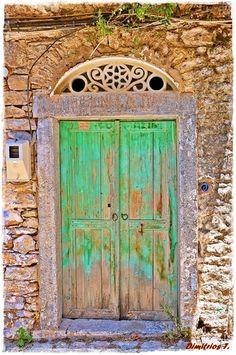 Mesta-Chios, Greece