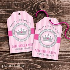 Personalized Princes
