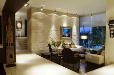 casas desniveles interiores - Buscar con Google