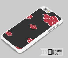 Akatsuki Pattern iPhone iPod Cases, Samsung Cases, HTC one Cases, LG Cases