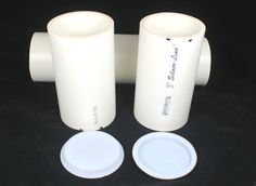 PVC pipes for soap molds