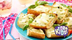 Masz ochotę na grillowane grzanki z serem? Wypróbuj przepis Kuchni Lidla – doskonały także dla dzieci!