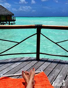 Bora Bora, Patio, Places, Outdoor Decor, Home Decor, Decoration Home, Room Decor, Home Interior Design, Home Decoration