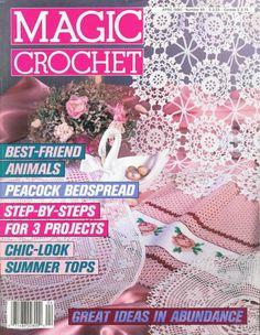 Magic crochet #65