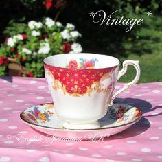 - イギリス雑貨と紅茶とハーブティーのお店 English Specialities PARAGON - Rockingham VINTAGE C & S
