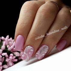 NagelDesign Elegant ( Spring Nail Ideas For. ) - NagelDesign Elegant ( Spring Nail Ideas For… ) # Best Picture For unique spring nails For Y - Spring Nail Colors, Spring Nail Art, Nail Designs Spring, Spring Nails, Summer Nails, Nail Art Designs, Nails Design, Cute Nails, Pretty Nails