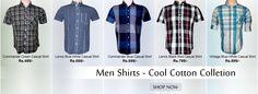 Cotton Shirts - yesmass