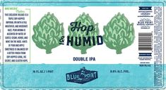 Blue Point - Hop & Humid Double IPA