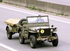Jeep Wyllis.