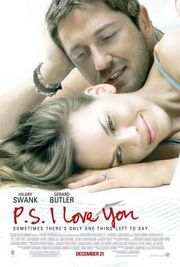 P.S. I Love You #GeraldButler #HIllarySwank    Rottentomatoes.com: A grieving widow finds her husband's warmth radiating from the afterlife when she discovers that he left her a series of tasks to be revealed in ten monthly messages and designed to help her overcome her sorrow while gradually making the transition into a new life.