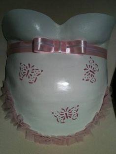 Resultado de imagem para barriga de gesso gravida