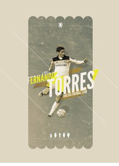 Fernando Torres. Kings of Europe. A continuing series on the icons of Chelsea, by Michael Bantug