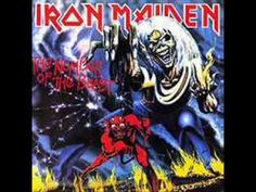 Iron Maiden-The Number Of The Beast *With Lyrics*