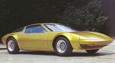 1975 Opel Concept Car