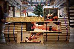 Tube Tank TRIWA Pop-Up store by modelina ph mode lina architekci 6