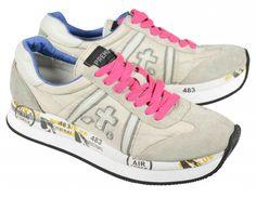 Sneaker by Premiata Conny  Sand Color