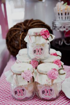 Favors at a Cowgirl Party #cowgirl #partyfavors