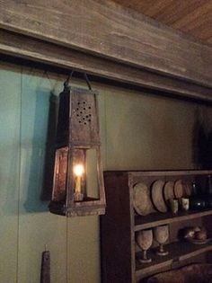 home furniture – My WordPress Website Candle Box, Lantern Candle Holders, Candle Lanterns, Candle Sconces, Primitive Lighting, Antique Lighting, Rustic Lighting, Primitive Homes, Primitive Decor