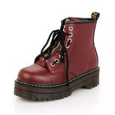 2019 couro genuíno Homens Botas Dr. Martenss Inverno tornozelo botas de neve atam acima sapatos para inicialização alta qualidade mulheres Vintage