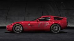 Zagato to build Viper-based Alfa Romeo TZ3 Stradale