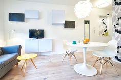 kolorowa-kawalerka-projektowanie | #studio #howdesigningasmallspace #17pixeli.com