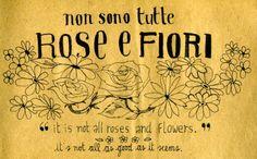 1052: Non sono tutte rose e fiori