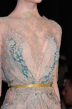 Elie Saab Autumn/Winter 2012 Haute Couture, PFW.