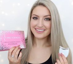 Totally loving her new video!! . #Repost @hannah_schroder ・・・ Hey Beauties!! Have you seen this weeks video? It is all about how I whitened my teeth at home using @smilesciences Teeth Whitening Kit. The results I got are so damn good! So make sure you check out the video to see my before and afters. Direct link is in my bio as always! You can also use my coupon code HANNAHMUA to get the kit for just $29