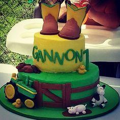 John Deere Baby Shower Cakes And Ideas | John Deere / Country Cake | Baby  Shower