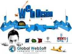 Website #Development, Website #Promotion, #Web Design, #Website Designing in #Ahmedabad, #Gujarat, #India http://www.globalwebsoft.in/