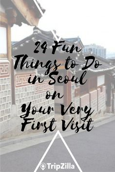 From buying cosmetics at Myeongdong to café-hopping at Garosu-gil, here are the things you MUST do when in Seoul for the first time. >> https://www.tripzilla.com/korea-seoul-things-to-do-first-visit/24715