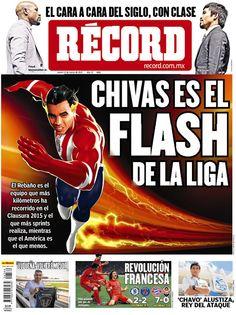 México - RÉCORD 12 de marzo del 2015