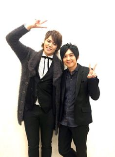 Miyano Mamoru; Kaji Yuuki