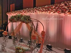 Naming Ceremony & Baby shower Decoration In Bangalore. Contact Us For Decorating Your Event Across South India. Naming Ceremony Decoration, Marriage Decoration, Wedding Stage Decorations, Baby Shower Decorations, Flower Decorations, Hotel Wedding, Wedding Venues, Flower Ornaments, Elegant Flowers