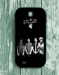 5 Second Of Summer 5 SOS Music Samsung Galaxy S4 | Samsung S4 Case