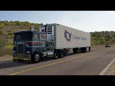American Truck Simulator, Semi Trucks, Trailers, Storage, Purse Storage, Hang Tags, Larger, Store, Big Rig Trucks