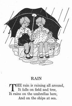 Rain by katinthecupboard, via Flickr