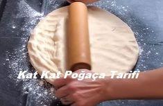 Kat Kat Poğaça Tarifi - İyi Hobi Rolling Pin, Feel Good, Icing, Canning, Chocolate, Kitchen, Desserts, Food, Tailgate Desserts