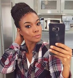 41 Beautiful Micro Braids Hairstyles                                                                                                                                                      More