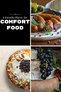 Here are 6 of the best places in the world to experience the best comfort food. Comfort food favorites are always a winner.