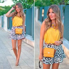 Look: Mustard and Camel -  Trendtation on We Heart It