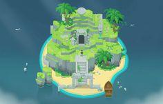 Wayward Tide - 2D Pirate Game