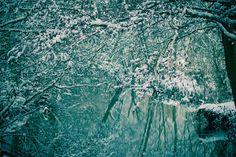'Winter river No. 2' von Roland Hemmpel bei artflakes.com als Poster oder Kunstdruck $16.63