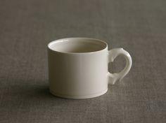 Coe & Waito - slip cast porcelain with creamy clear glaze
